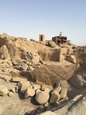the Granite Quarries